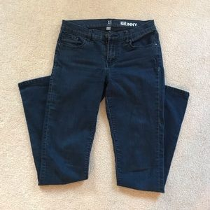 NY&C Low Rise Skinny Jeans